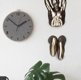 【装饰品】欧美冷铸铜人物挂件饰品