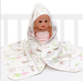 【婴儿用品】包被纯棉婴儿抱被夏季薄款新生儿宝宝春秋冬被子四季初生婴儿用品