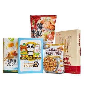 日本小食福袋(6周年庆福袋)