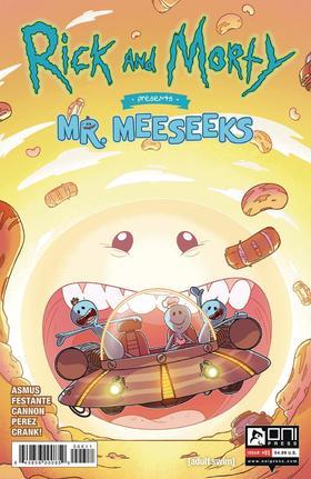 瑞克和莫蒂 Rick & Morty Presents Mr Meeseeks