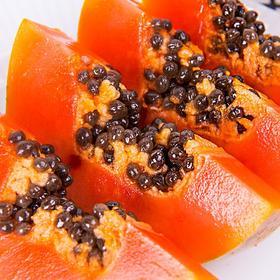 【香甜可口】木瓜9斤装  海南红心木瓜  冰糖牛奶香瓜 新鲜水果