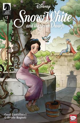 白雪公主和七个小矮人 Disney Snow White And Seven Dwarfs