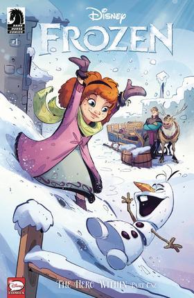 冰雪奇缘 Disney Frozen Hero Within