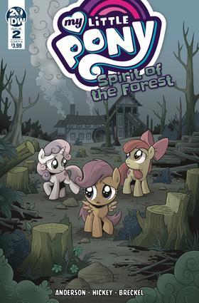 彩虹小马 My Little Pony Spirit Of The Forest