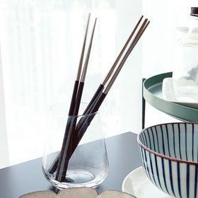 微晶钛筷子   自带防霉效果,从源头守护家人健康的禁卫军,好用耐热,油污一冲即净