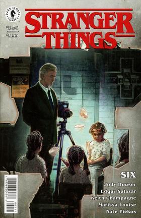 怪奇物语 Stranger Things Six