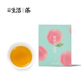 2019 季节限定 | 鲜果窨制 · 蜜桃乌龙80g