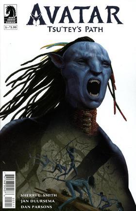 阿凡达 Avatar Tsu Teys Path