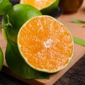 宜昌蜜桔小橘子水果新鲜当季薄皮青皮柑橘甜孕妇现摘5斤整箱包邮