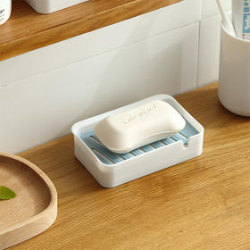H&3 硅藻土肥皂盒洗漱杯吸水沥水垫硅藻泥皂托皂垫卫生间洗手台香皂盒