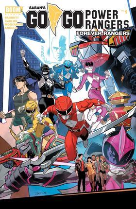 恐龙战队 Go Go Power Rangers Forever Rangers