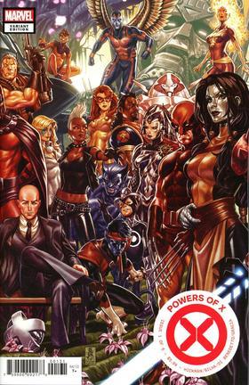 变体 X战警 Powers Of X