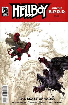 地狱男爵 Hellboy And Bprd Beast Of Vargu