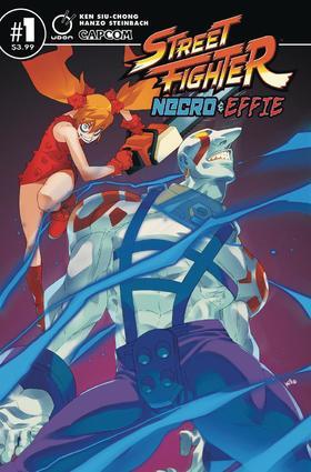 街霸 Street Fighter Necro & Effie