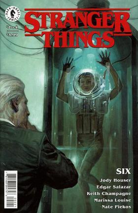 变体 怪奇物语 Stranger Things Six