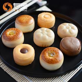 【半岛商城】寿童食品 多味馒 6种口味 8块装270g 全国包邮