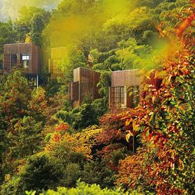 【常州•溧阳】美岕山野温泉度假村 2天1夜秋季自由行套餐