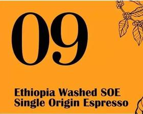 09 埃赛耶加水洗意式Ethiopia Washed Filter Roast