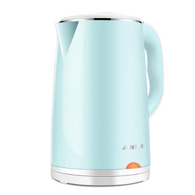 【精选】奥克斯AUX保温电水壶1.8L|沸腾自动断电 防干烧保护|HX-A1808B【生活家电】