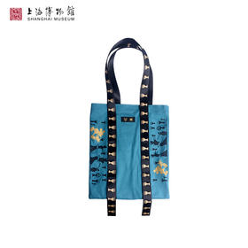 上海博物馆 博物奇趣迪士尼米奇90周年文创帆布包