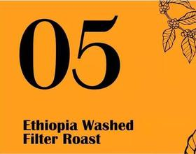 05 埃赛耶加水洗手冲 Ethiopia Wahsed Filter Roast