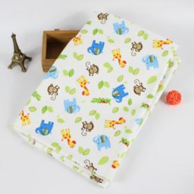 【婴儿用品】婴儿床垫防水透气宝宝隔尿垫100*150婴幼儿水晶绒尿垫