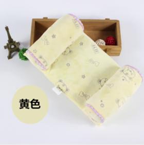 【婴儿用品】型枕头 宝宝防偏头枕头 可调节式婴童枕头 儿童枕头