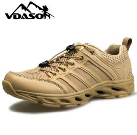 【登山鞋】男高帮大码雪地靴户外登山运动鞋保暖加绒棉鞋