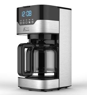 【咖啡机】家用美式咖啡机 滴漏式带滤网咖啡壶全自动煮茶器泡茶机