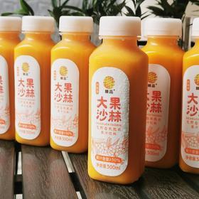 沙棘原浆果汁饮料 一箱12瓶 每瓶300毫升 整箱京东包邮