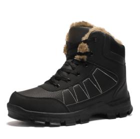 【登山鞋】欧美雪地靴男士户外大头鞋运动登山鞋