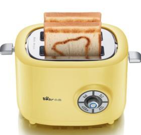 【面包机】Bear/小熊多士炉烤面包机家用2片全自动早餐土吐司机DSL-A02G1