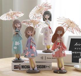 【装饰品】日式杂货家居卧室精品摆件