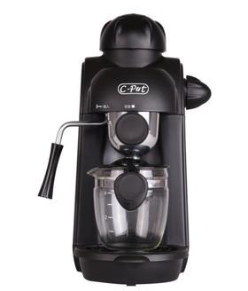 【咖啡机】喜伯特2008家用迷你型意式咖啡机蒸汽打奶泡便携咖啡机厨房电器