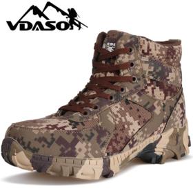 【登山鞋】舒适保暖劳保棉靴大头棉鞋冬季户外防寒羊毛内里登山棉靴