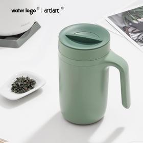 waterlogo元气海洋陶瓷不倒杯办公水杯随手杯304不锈钢Artiart