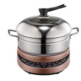 【电蒸锅】智茂多功能蒸汽锅电蒸锅家用304食品级桑拿海鲜火锅礼品