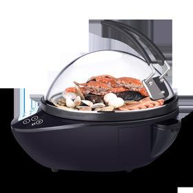 【电蒸锅】绿之品大容量多功能海鲜蒸汽锅蒸汽火锅上蒸下煮桑拿锅家用电蒸锅