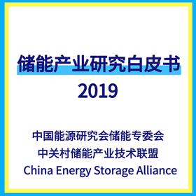 储能产业研究白皮书2019
