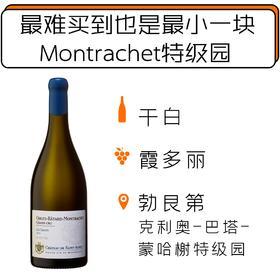 2015年圣欧班古堡克利奥-巴塔-蒙哈榭特级园干白葡萄酒 Château de Saint-Aubin Criots-Bâtard-Montrachet Grand Cru 2015