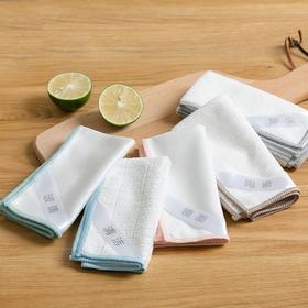 【网易】超细纤维抹布5件套-分工使用【个护清洁】