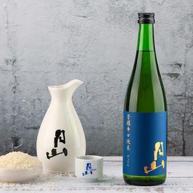 [月山芳醇 清酒]辛口纯米酒 精米步合70% 720ml/瓶