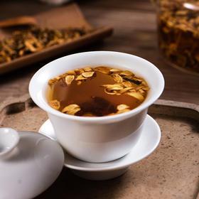 橘滋堂桔红小果茶 | 每天一杯,缓解秋燥干咳,好舒服