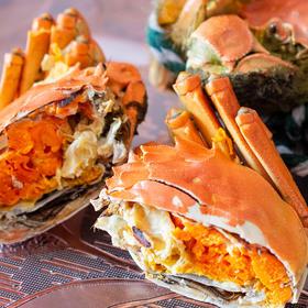 天螯现货大闸蟹鲜活特大螃蟹 公蟹母蟹|肉质鲜美 蟹黄醇香|3对-5对 螃蟹【严选X生鲜熟食】