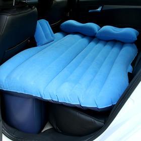汽车车床充气床垫汽车床垫汽车配件 汽车植绒充气床 汽车车载气垫床