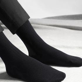 【甄选澳洲羊毛 舒适保暖】基础生活Basic live羊毛袜  吸湿排汗  高弹锁热 品质之选
