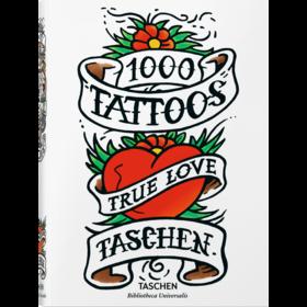 1000 TATTOOS,1000个纹身图案