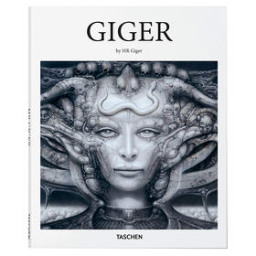 预订(60天发货)【Basic Art 2.0】Giger ,吉格尔