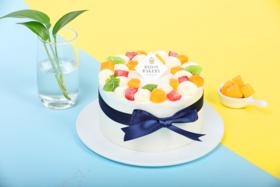 【线下自提】礼颂至品倾情定制,国庆70周年限量——四季芬芳鲜奶蛋糕