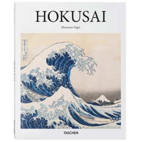 【Basic Art 2.0】Hokusai ,葛饰北斋